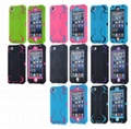 Robot Cases for iPhone 5S 5C Samsung S5