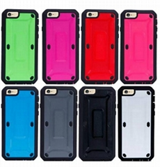 iPhone Drop Resistant Set Case