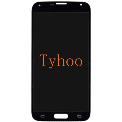 Touch Digitizer LCD Display Assembly For Samsung Galaxy S5 i9600 G900A Black