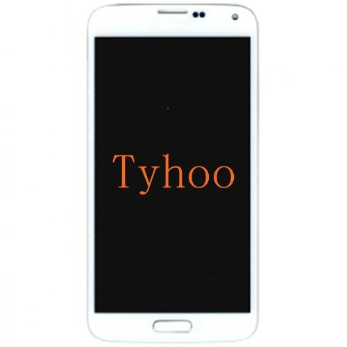 Touch Digitizer LCD Display Assembly For Samsung Galaxy S5 i9600 G900A White