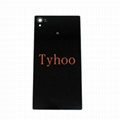 Back Cover Glass for Sony Xperia Z1 L39h