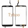 Glass Touch Screen Digitizer for LG Optimus G2 D800/D801/D802/D803 Black