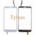 Glass Touch Screen Digitizer for LG Optimus G2 D800/D801/D802/D803 White