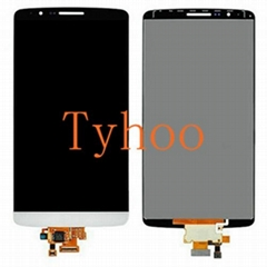 Touch Digitizer LCD Display for LG G3 D850/D851/D852/D855 White