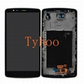 Touch Digitizer LCD Display with Frame for LG G3 D850/D851/D852/D855 Black 1