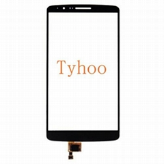 Glass Touch Screen Digitizer for LG G3 D850/D851/D852/D855 Black & Gray