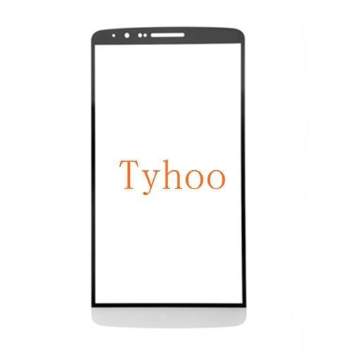 Glass Screen for LG G3  D850/D851/D852/D855 White 1