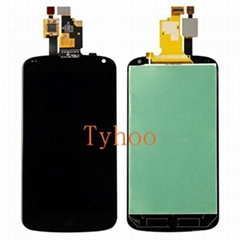 Touch Digitizer LCD Display for LG Google Nexus 4 E960
