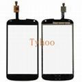 Glass Touch Screen Digitizer for LG Google Nexus 4 E960 1