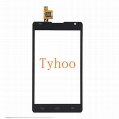 Front Glass Touch Screen Digitizer for LG Spirit 4G MS870/LW870