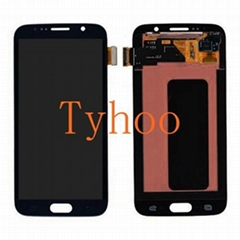 LCD Screen Display+Digitizer Assembly For Samsung Galaxy S6 G9200 G920V Black