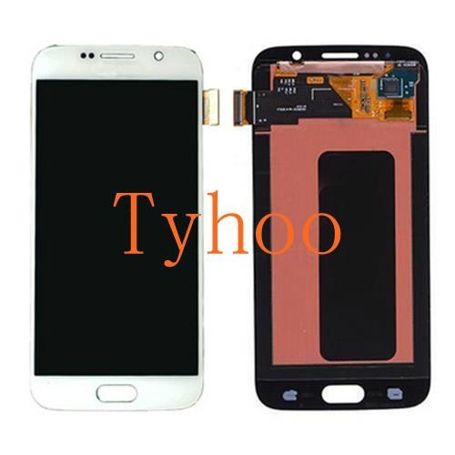 LCD Screen Display+Digitizer Assembly For Samsung Galaxy S6 G9200 G920V White