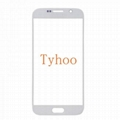 Glass Lens for Samsung Galaxy S6 - White