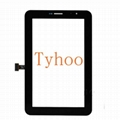 """Glass Touch Screen Digitizer for 7"""" Galaxy Tab 2 P3100/P3110-Black"""