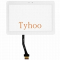 """Glass Touch Screen Digitizer for 10.1"""" Galaxy Tab 2  P5100/P5110- White"""