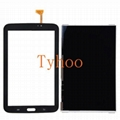 """LCD and Digitizer Assembly for 7"""" Samsung Galaxy Tab 3 T210/T211- Black"""