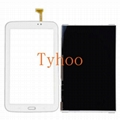 """LCD and Digitizer Assembly for 7"""" Samsung Galaxy Tab 3  T210/T211- White"""