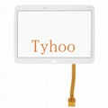"""Glass Touch Screen Digitizer for 10.1"""" Samsung Galaxy Tab 3 P5210/P5220- White"""