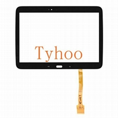 """Glass Touch Screen Digitizer for 10.1"""" Samsung Galaxy Tab 3 P5210/P5220- Black"""