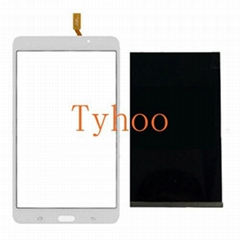 """LCD and Digitizer Assembly for Samsung Galaxy Tab 4 7""""  T230 - White/Black"""