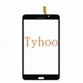 "Glass Touch Screen Digitizer for 7"" Samsung Galaxy Tab 4  T230- White/Black 2"
