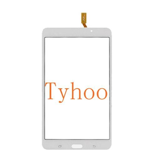 """Glass Touch Screen Digitizer for 7"""" Samsung Galaxy Tab 4  T230- White/Black 1"""