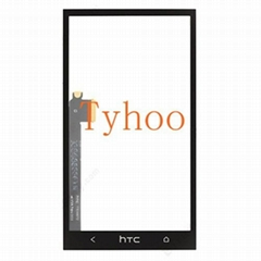 Front Glass Touch Screen Digitizer for HTC One M7 801e