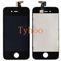 LCD Touch Screen Display Digitizer  Assembly for iPhone 4 - GSM Version - Black