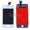 LCD Touch Screen Display Digitizer Assembly for iPhone 4 - GSM Version - White