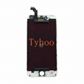 """iPhone 6 Plus 5.5""""  Touch Digitizer LCD Display - White"""