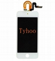 iPod Touch 5th Gen LCD Screen with Digitizer Assembly White
