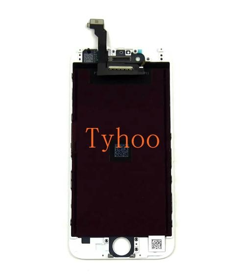 """iPhone 6  4.7"""" LCD Digitizer Screen Assembly White 2"""