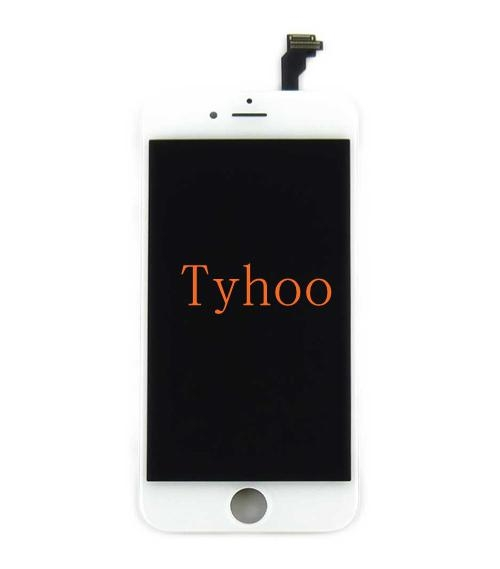 """iPhone 6  4.7"""" LCD Digitizer Screen Assembly White 1"""