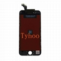 """iPhone 6 4.7"""" LCD Digitizer Screen Assembly Black 2"""