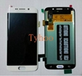LCD Display Touch Screen Digitizer Assembly For Samsung Galaxy S6 Edge G925White