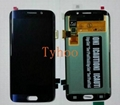 LCD Display Touch Screen Digitizer Assembly For Samsung Galaxy S6 Edge G925 Blue