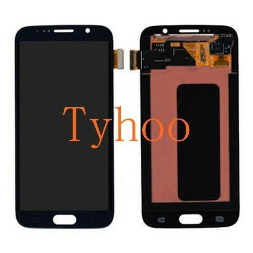 LCD Screen Display+Digitizer Assembly For Samsung Galaxy S6 Black 1