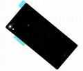 Back Glass Battery Cover For Sony Xperia Z3 D6603 D6643 D6653 3