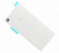 Back Glass Battery Cover For Sony Xperia Z3 D6603 D6643 D6653 1
