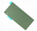 Back Glass Battery Cover For Sony Xperia Z3 D6603 D6643 D6653 2