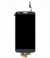 Touch Digitizer LCD Display for LG Optimus G2 D800/D801/D802/D803 Black