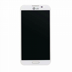Touch Digitizer LCD Display with Frame For LG Optimus Pro G E980 E985 E986 F240