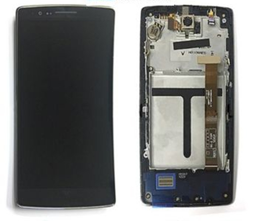 Touch Digitizer LCD Display for LG G Flex 2  LS996 H955 H950 US995 1