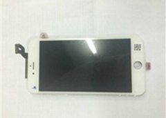 """iPhone 6S Plus 5.5""""  Touch Digitizer LCD Display  White"""
