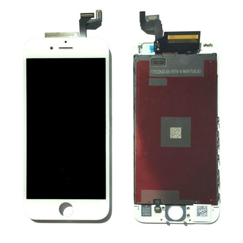 "iPhone 6S 4.7"" Touch Digitizer LCD Display White 1"