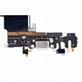 """iPhone 6S 4.7"""" Headphone Jack with Lightning Connector Flex Cable - White 3"""