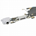 """iPhone 6S 4.7"""" Headphone Jack with Lightning Connector Flex Cable - Light Grey 3"""