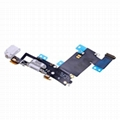 iPhone 6S Plus Headphone Jack with Lightning Connector Flex Cable - White 2