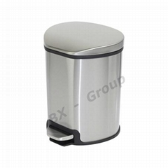 Stainless Steel Stepbin in high quality