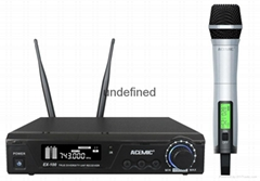 ACEMIC	UHF Wireless Microphone  EX-100